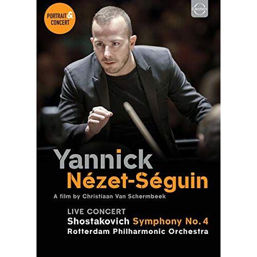 Yannick Nézet-Séguin - Yannick Nezet-Seguin - Portrait & Konzert [2 DVDs] - Preis vom 19.09.2019 06:14:33 h
