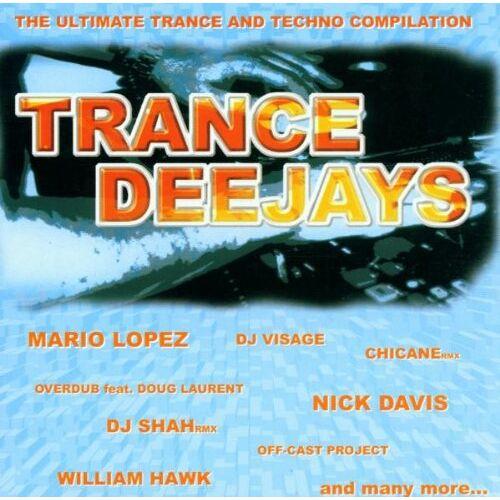 Various - Trance Deejays - Preis vom 18.04.2021 04:52:10 h