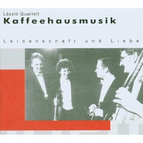 Laszlo Quartett - Kaffeehausmusik - Preis vom 20.10.2020 04:55:35 h