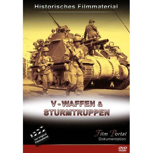 2. Weltkrieg - V-Waffen & Sturmtruppen - Preis vom 20.10.2020 04:55:35 h