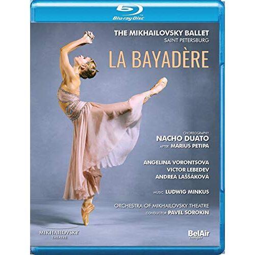 Andy Sommer - Minkus: La Bayadere [Blu-ray] - Preis vom 08.05.2021 04:52:27 h