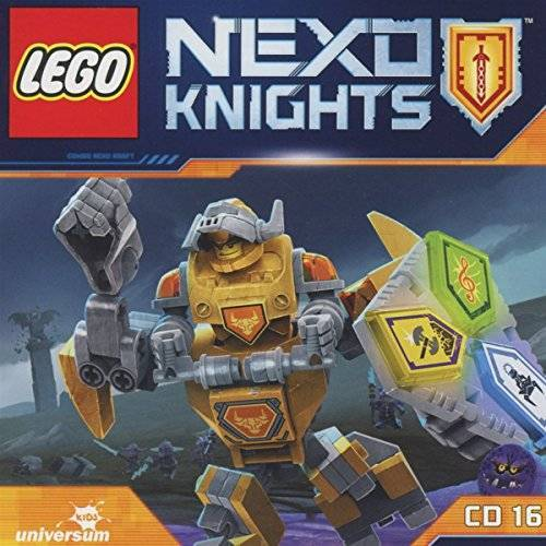 Lego Nexo Knights - Lego Nexo Knights Hörspiel Folge 16 - Preis vom 13.11.2019 05:57:01 h