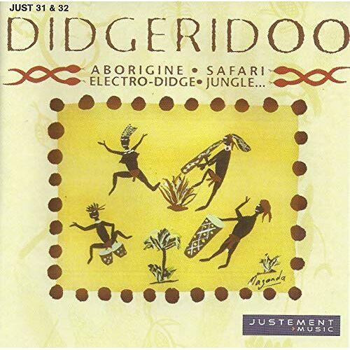 Didgeridoo - Didgeridoo, Vol. 2 (Aborigine, Safari, Electro-Didge, Jungle) - Preis vom 31.03.2020 04:56:10 h