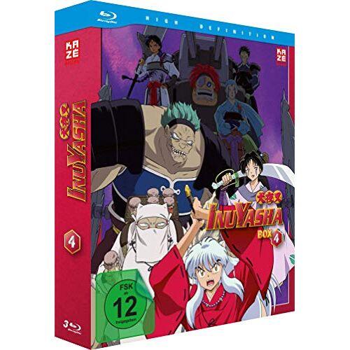 - InuYasha - TV Serie - Vol.4 - [Blu-ray] - Preis vom 25.02.2021 06:08:03 h