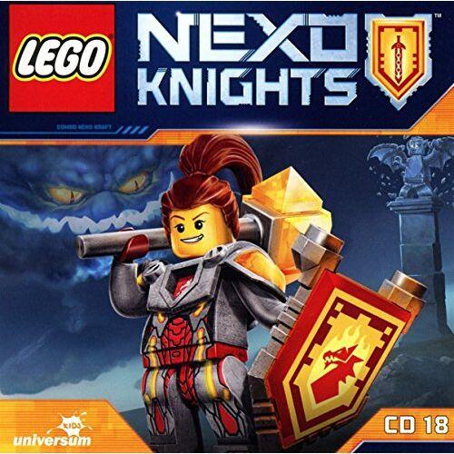Lego Nexo Knights - Lego Nexo Knights Hörspiel Folge 18 - Preis vom 31.03.2020 04:56:10 h
