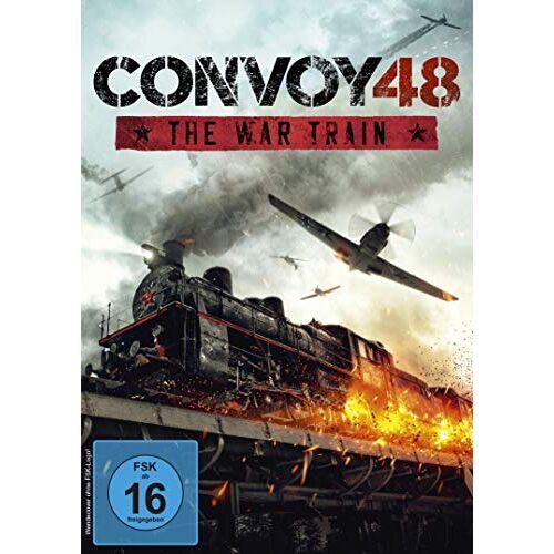 Fjodor Popow - Convoy 48 - The War Train - Preis vom 05.03.2021 05:56:49 h