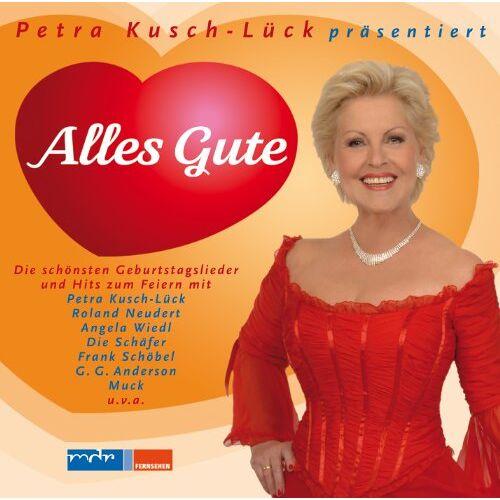 Various - Alles Gute - Die Schönsten Geburtstagslieder Und H - Preis vom 26.01.2021 06:11:22 h