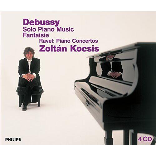 Zoltan Kocsis - Klavierwerke - Preis vom 22.01.2021 05:57:24 h
