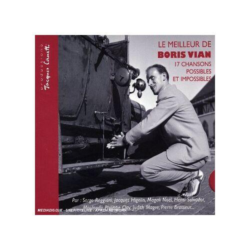 Boris Vian - Le Meilleur de Boris Vian - Preis vom 13.05.2021 04:51:36 h