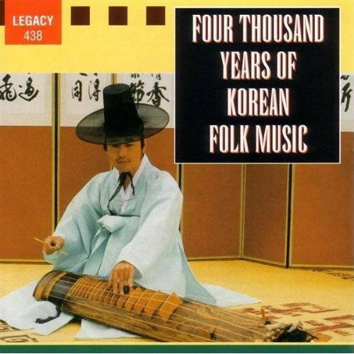 Va-Korean Folk Music - Four Thousand Years of Korean - Preis vom 05.09.2020 04:49:05 h
