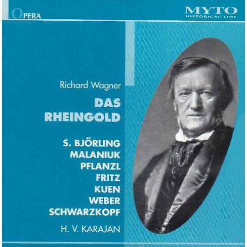 - Das Rheingold - Preis vom 06.09.2020 04:54:28 h