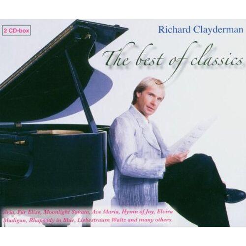 Richard Clayderman - Richard Clayderman: Best of Cl - Preis vom 19.04.2021 04:48:35 h