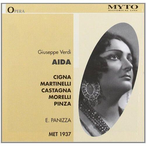 Verdi:Aida - Aida   1937 - Preis vom 05.09.2020 04:49:05 h