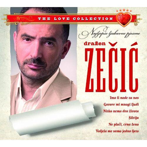 Drazen Zecic - DRAZEN ZECIC-Najljepse Ljubavne Pjesme - Preis vom 19.01.2020 06:04:52 h