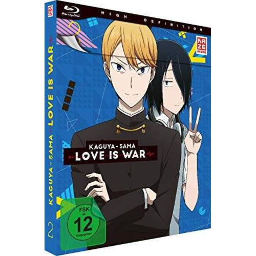 Mamoru Hatakeyama - Kaguya-sama: Love Is War - Vo.2 - [Blu-ray] - Preis vom 28.02.2021 06:03:40 h