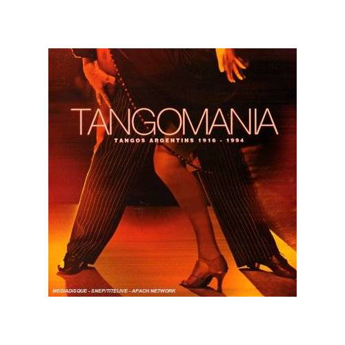 Various - Tangomania Tango Argentins 1916-199 - Preis vom 17.10.2019 05:09:48 h