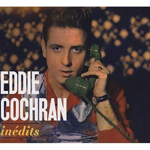 Eddie Cochran - Inedits - Preis vom 24.02.2021 06:00:20 h