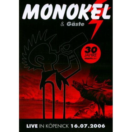 Monokel - Monokel & Gäste - 30 Jahre Kraftblues - Preis vom 09.04.2021 04:50:04 h