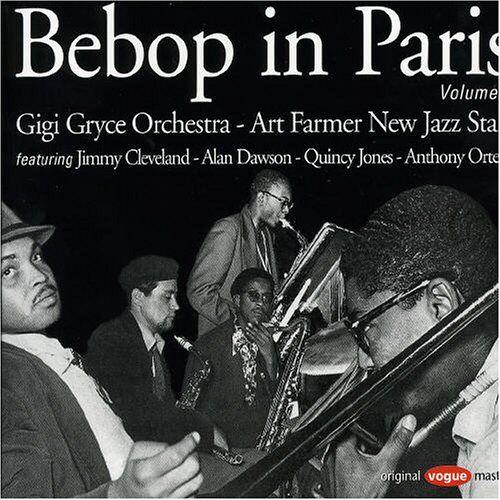 Gigi Gryce - Bebop in Paris Vol. 2 - Preis vom 22.02.2021 05:57:04 h