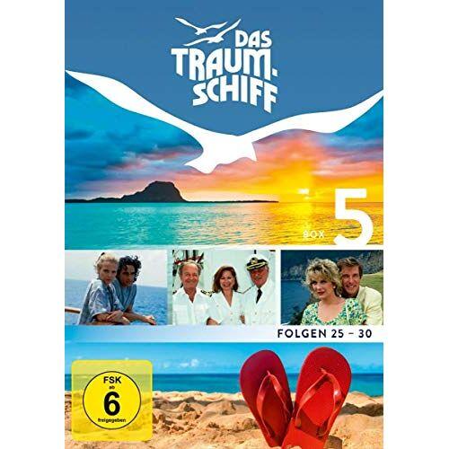 Gero Erhardt - Das Traumschiff 5 [3 DVDs] - Preis vom 08.04.2020 04:59:40 h