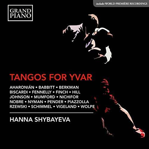 Hanna Shybayeva - Tangos for Yvar - Preis vom 16.10.2019 05:03:37 h