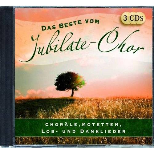 Jubilate-Chor - Das Beste vom Jubilate-Chor - Preis vom 06.09.2020 04:54:28 h
