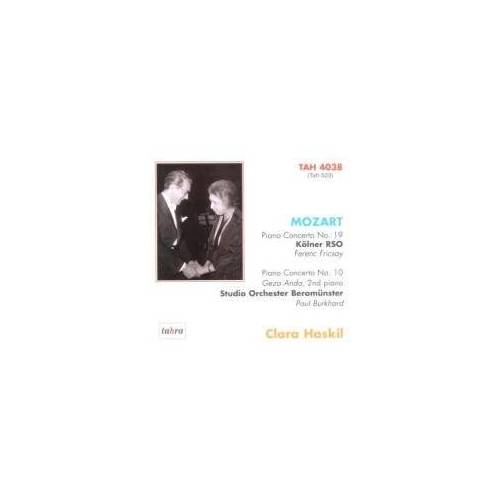 Haskil - Clara Haskil Spielt Mozart - Preis vom 26.02.2021 06:01:53 h