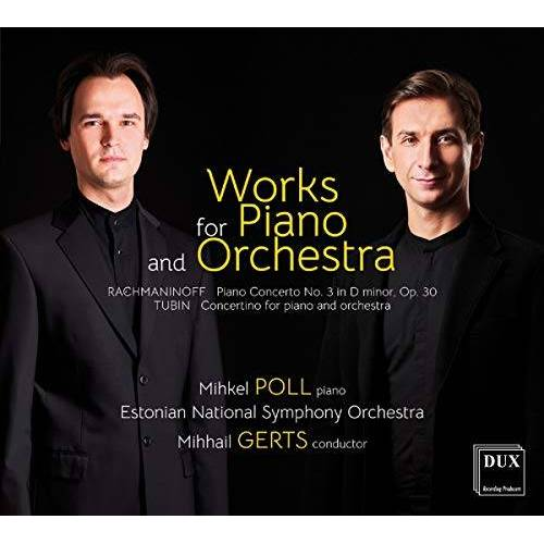 Rachmaninoff / Estonian National Symphony Orch - Works for Piano & Orchestra - Preis vom 06.05.2021 04:54:26 h