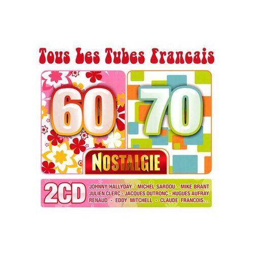 Nostalgie 60's & 70's - Nostalgie 60's & 70's - Preis vom 31.03.2020 04:56:10 h