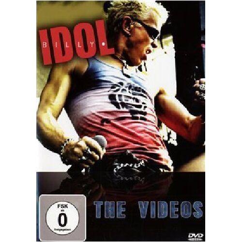 Billy Idol - The Videos - Preis vom 14.01.2021 05:56:14 h
