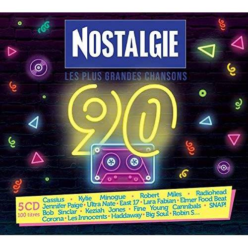 - Nostalgie 90 - Preis vom 28.02.2021 06:03:40 h