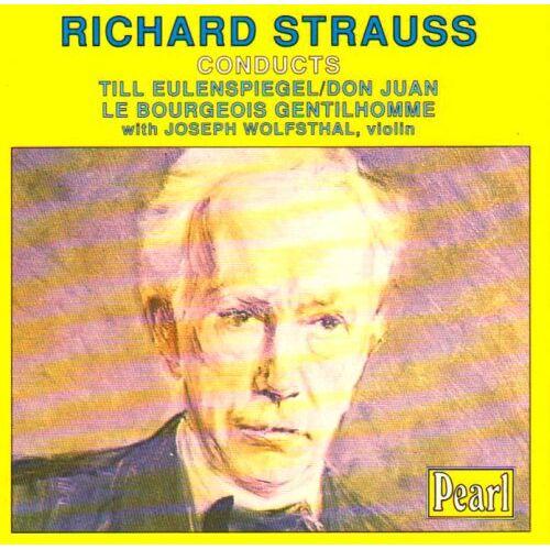 Strauss - Strauss, Richard: Strauss Dirigier - Preis vom 15.01.2021 06:07:28 h