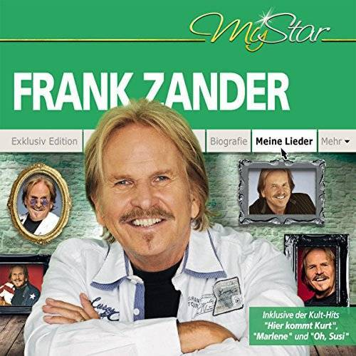 Frank Zander - My Star - Preis vom 10.11.2019 06:02:15 h
