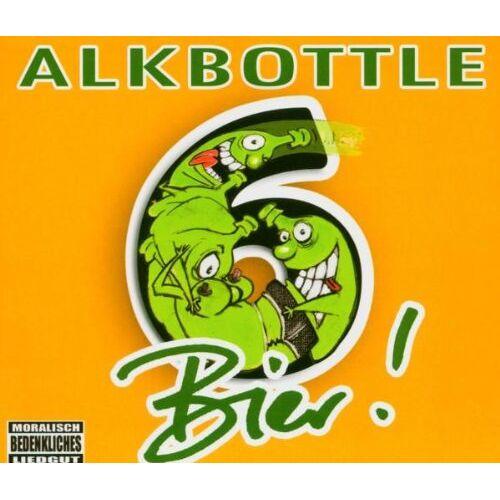 Alkbottle - 6 Bier - Preis vom 05.09.2020 04:49:05 h