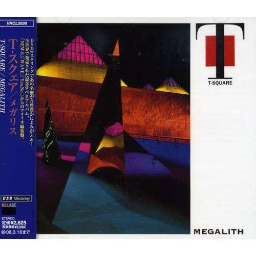 T-Square - Megalith - Preis vom 10.05.2021 04:48:42 h