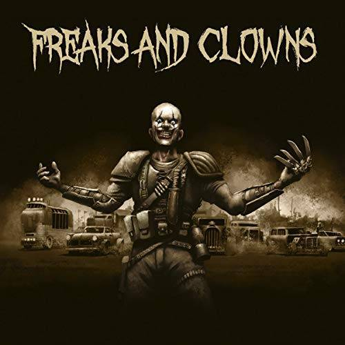 Freaks and Clowns - Freaks and Clowns (Digipak) - Preis vom 11.12.2019 05:56:01 h