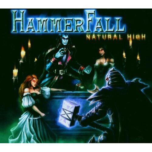 Hammerfall - Natural High - Preis vom 08.12.2019 05:57:03 h
