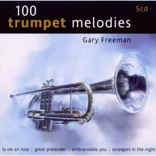 Various - 100 Trompet Melodies - Preis vom 07.05.2021 04:52:30 h