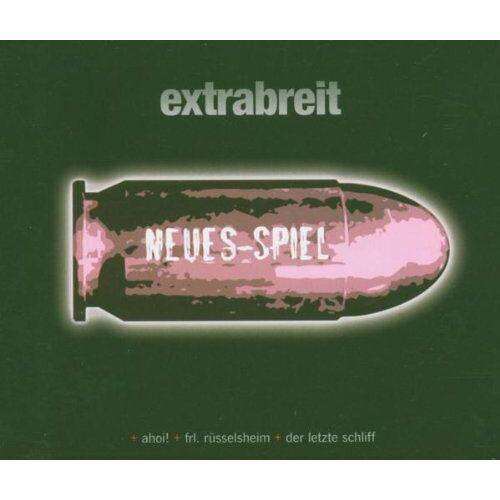 Extrabreit - Neues Spiel - Preis vom 28.05.2020 05:05:42 h