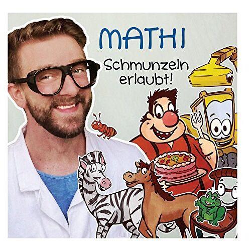 Mathi - Schmunzeln erlaubt - Preis vom 09.04.2021 04:50:04 h
