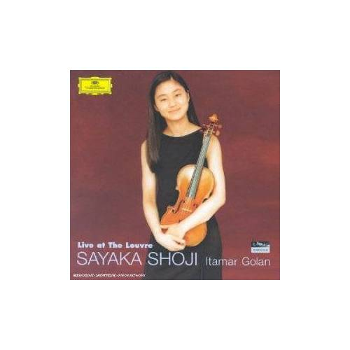 Sayaka Shoji - Live at the Louvre - Preis vom 10.05.2021 04:48:42 h