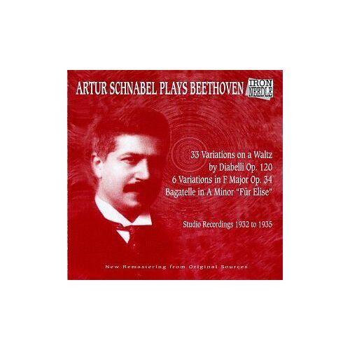 Artur Schnabel - Artur Schnabel Plays Beethoven - Preis vom 10.05.2021 04:48:42 h