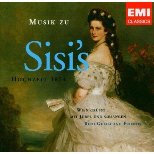 Gulda, Rico & Friends - Musik Zu Sisi's Hochzeit 1854 - Preis vom 20.02.2020 05:58:33 h