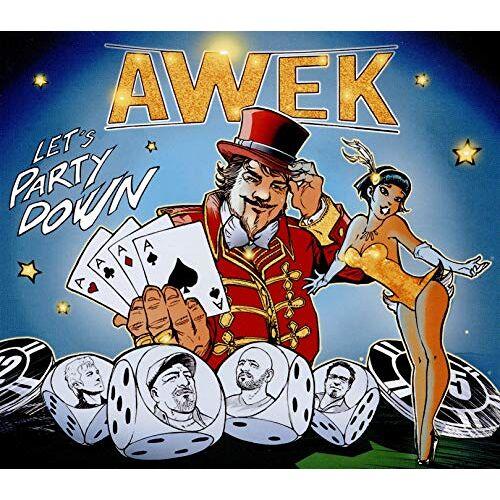 Awek - Let's Party Down (2-CD) - Preis vom 06.05.2021 04:54:26 h