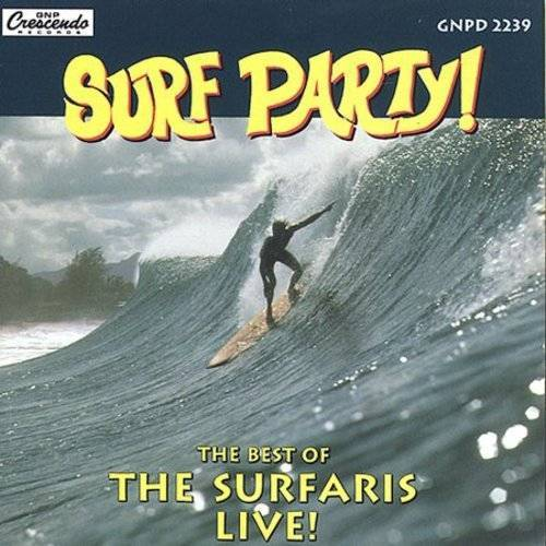 the Surfaris - Surf Party-Best of Surfaris - Preis vom 15.04.2021 04:51:42 h