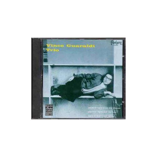 Guaraldi, Vince Trio - Vince Guaraldi Trio - Preis vom 09.05.2021 04:52:39 h