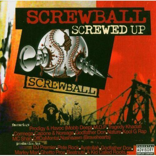 Screwball - Screwed Up - Preis vom 06.09.2020 04:54:28 h