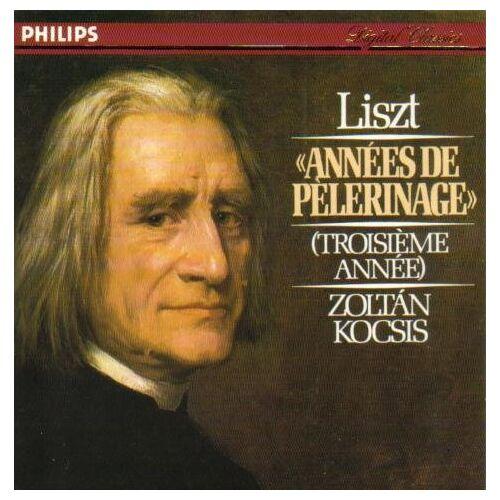 Zoltan Kocsis - Liszt: Annees De Pelerinage - Drittes Jahr - Preis vom 12.07.2020 05:06:42 h