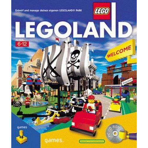 Lego - LegoLand - Preis vom 22.01.2021 05:57:24 h