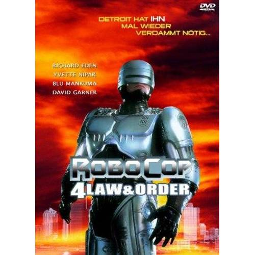 Paul Lynch - Robocop 4 Law and Order - Preis vom 04.09.2020 04:54:27 h